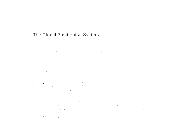 the global positioning system essay