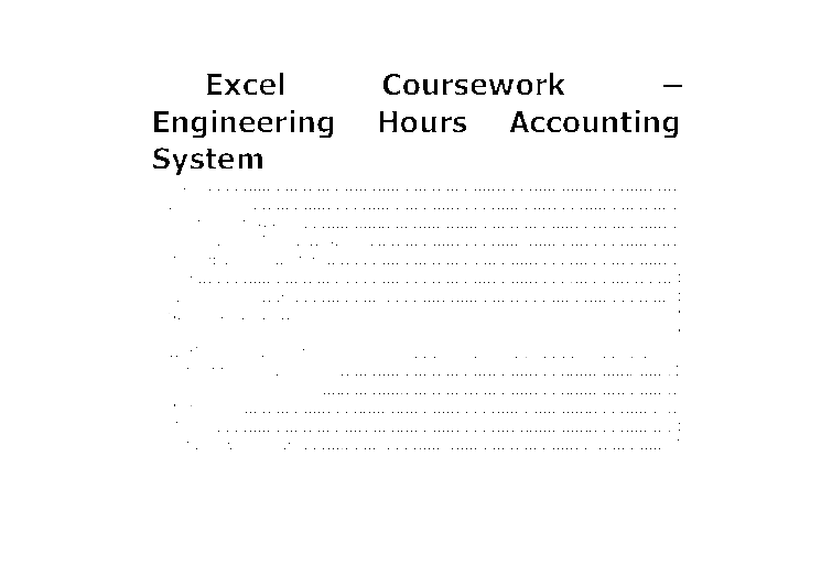 computing coursework for the a-level Markedbyteacherscom coursework, essay & homework assistance including assignments fully marked by teachers and peers get the best results here.