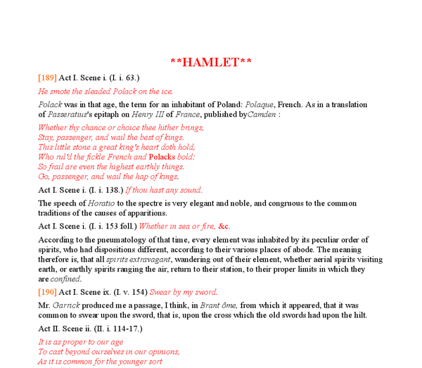 psychoanalytic criticism of hamlet pdf