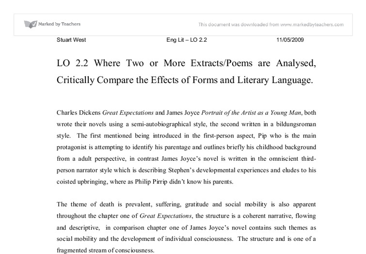 write a short essay comparing and contrasting lyric and narrative poetry