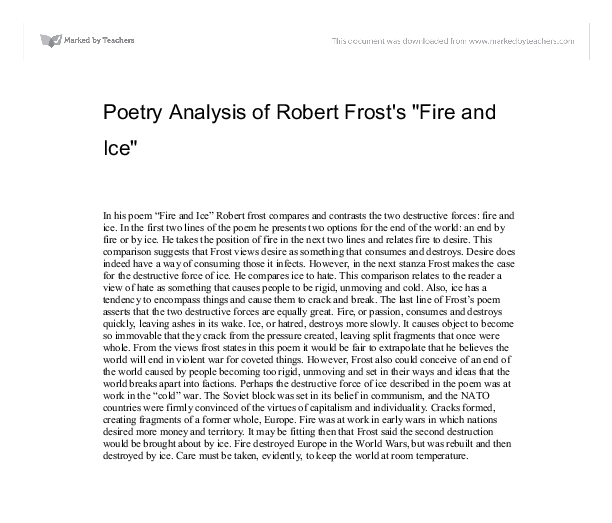a soldier by robert frost summary