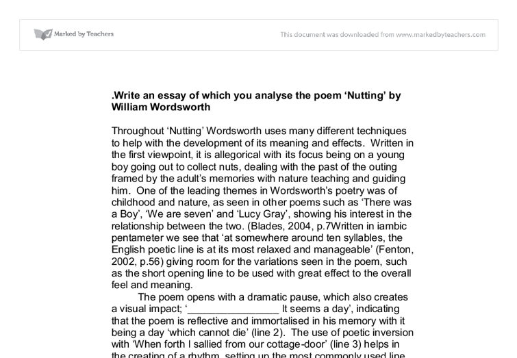 wordsworth essay outline Wordsworth's sonnets and technology essay wordsworth poems list composed upon westminster bridge nuns fret not how to create a essay outline for argumentative essay, functional.