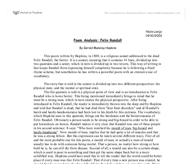 "analytical essay on war poetry Real 1 felipe a real h professor francisca folch ili1742-1 approaches to literature 17 october 2006 war poetry analysis essay on walt whitman's "" reconciliation"" and rupert brooke ""the soldier"" when it comes to decide how to approach to the polemic topic of ""war"", all human beings have different opinions whereas."