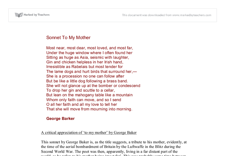 my mother essay in english  mistyhamel an essay about my mother mom on write