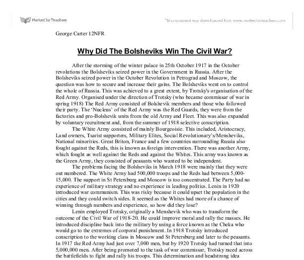 why did the south lose the civil war essay Apush civil war dbq facts learn with flashcards, games, and more — for free.
