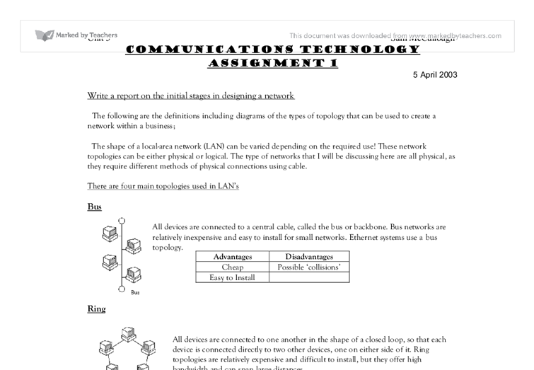 essays on information communication technology