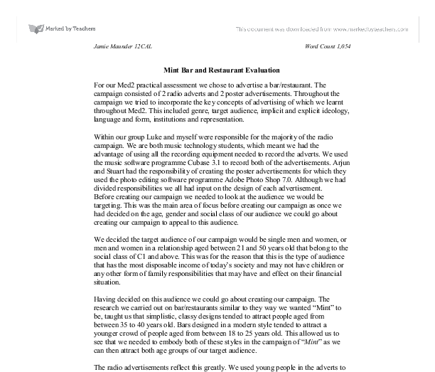 evaluation essay example academic writing the critical evaluation essay