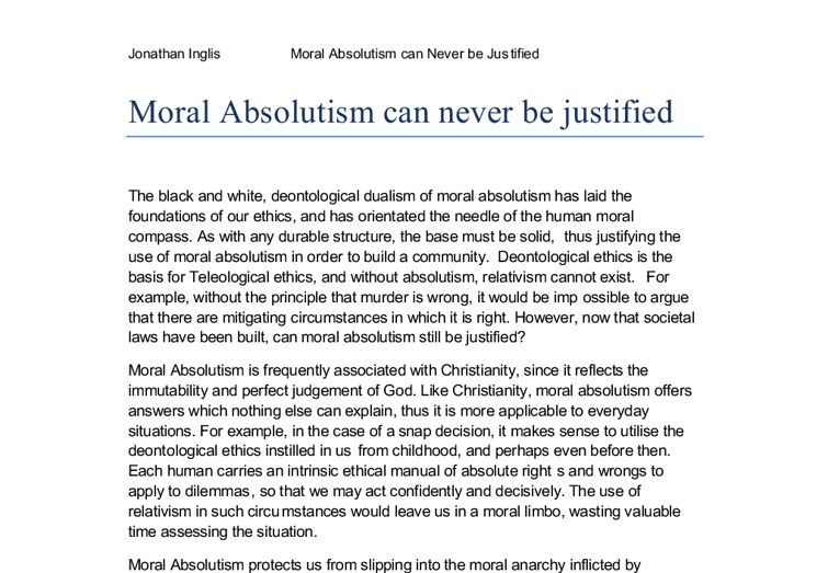 essays on moral realism Browse and read essays on moral realism essays on moral realism it's coming again, the new collection that this site has to complete your curiosity, we offer the.