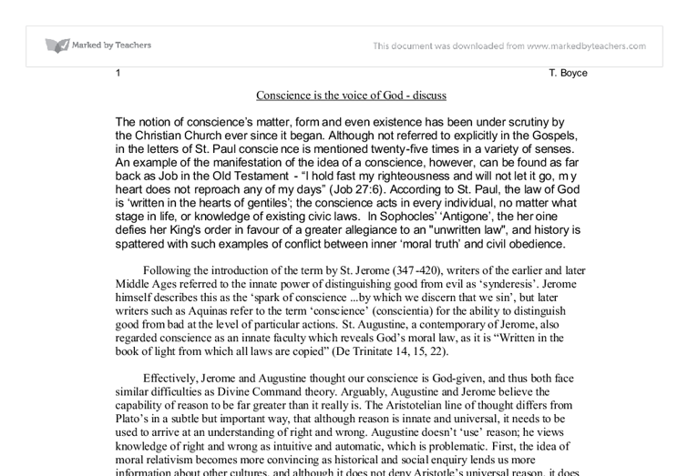 "essay on arguments for the existence of god Aspect of the argument however, the paragraph on necessary existence needs to ""analyse"" (see question) the ideas more, rather than simply stating them the paragraph about the world being contingent while god is necessary is correct but poorly expressed and undeveloped in the context of the whole essay while the."