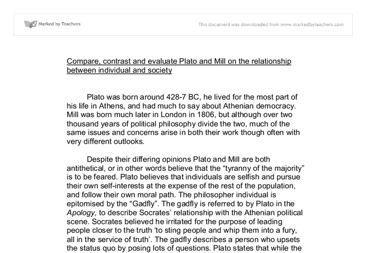 plato and his views on rome essay How socrates defends himself and his views in the trial against him, described in the apology by plato pages 2 words  view other essays like this one: company.