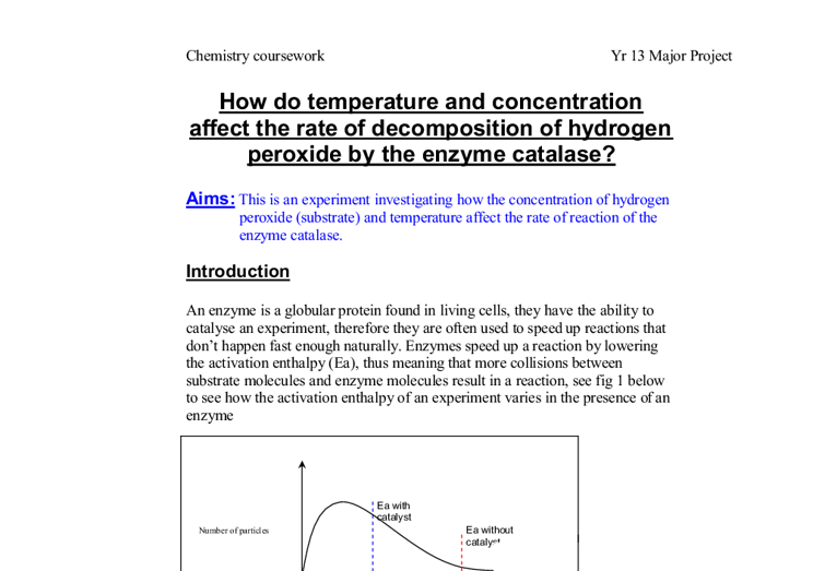 gcse biology coursework hydrogen Gcse biology coursework catalase gcse biology coursework hydrogen – 851558 – alabama gcse biology coursework hydrogen peroxide.
