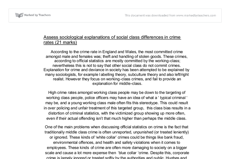 biological criminal behavior essay Question issue 2: is criminal behavior determined biologically yes: adrian raine, from the biological basis of crime, in james q wilson and john petersilia, eds, crime: public policies.