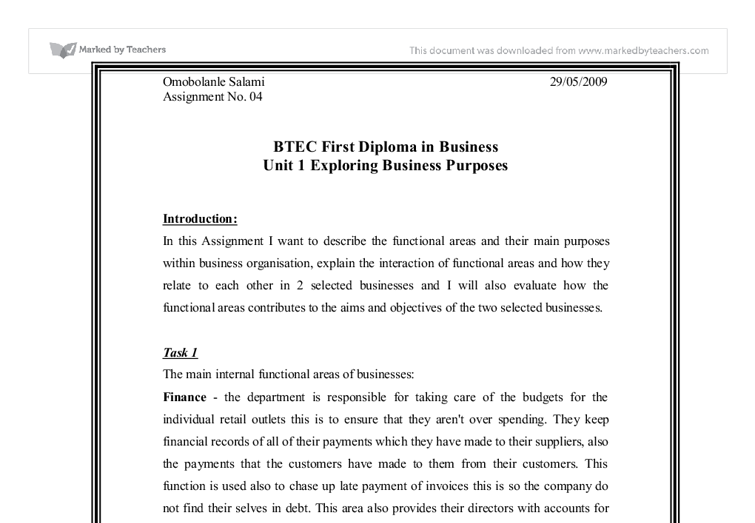 exploring business purpose essay Exploring business purpose we will write a custom essay sample on any topic used to develop a critical dimension in business education exploring the.