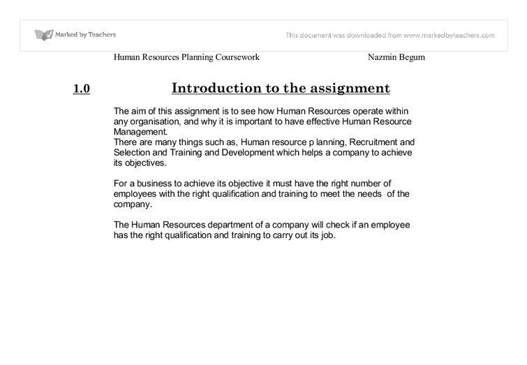 how hrm orperate within any oraganisation essay Management skills sainsbury's managers within sainsbury's have a  how hrm orperate within any oraganisation  sign up to view the whole essay and download.