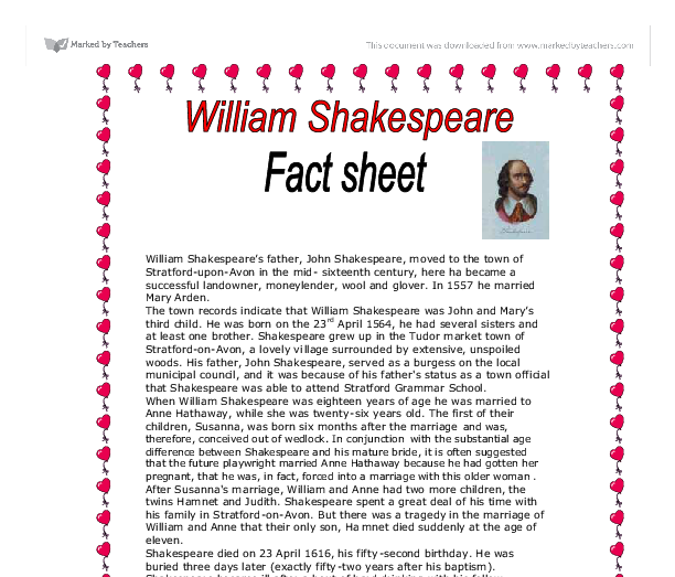 shakespeare coursework essay Shakespeare coursework writing requires special training and preparation before you start writing your shakespeare coursework, you have to complete several preparatory steps to the shakespeare coursework writing.