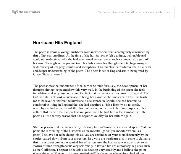 hurricanes essay Included: hurricane essay natural disasters essay content preview text: hurricanes and tornados are both devastating forces of nature both weather phenomenon cause great amounts of damage and destruction one of the most common misconceptions is that both hurricanes and tornados are simply different names for the same t.