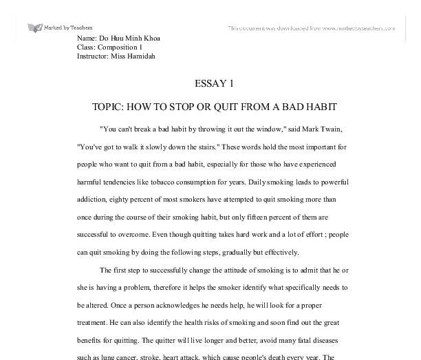 driving habits essay dangerous driving habits essay