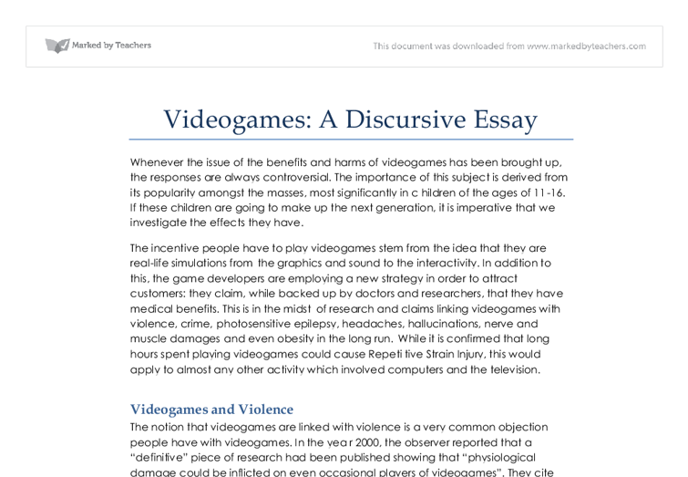 discursive essay how to Introducing a discursive essay the opening of an essay is important it should capture the reader's attention in some way or another it should avoid being bland or.
