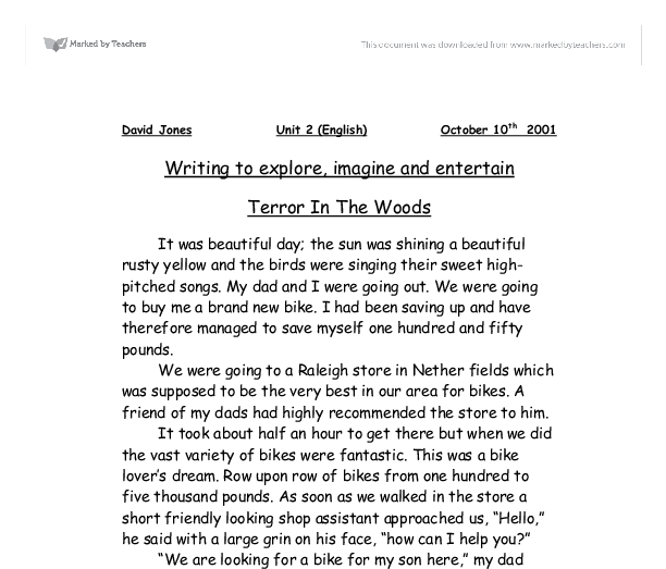 terrorism essay in english