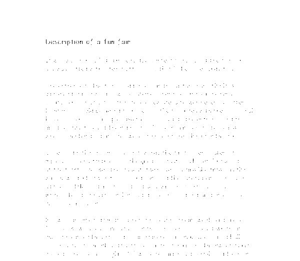 narrativedescriptive essay sample. sample descriptive essay with ...