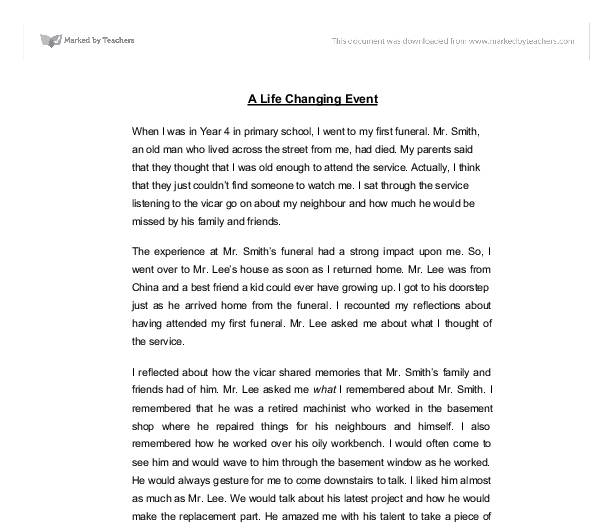 best ideas about essay about life changing event a life changing experience psychology today