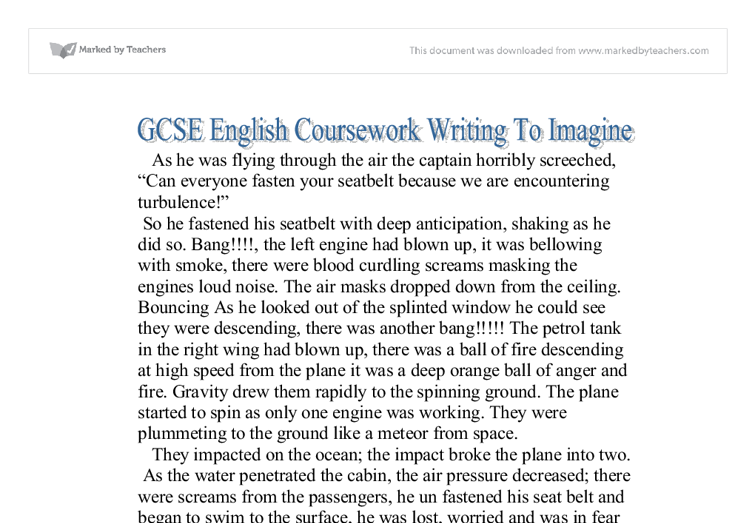 writing a good gcse english essay