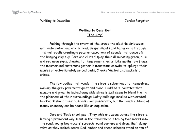 Zoology essay english writing