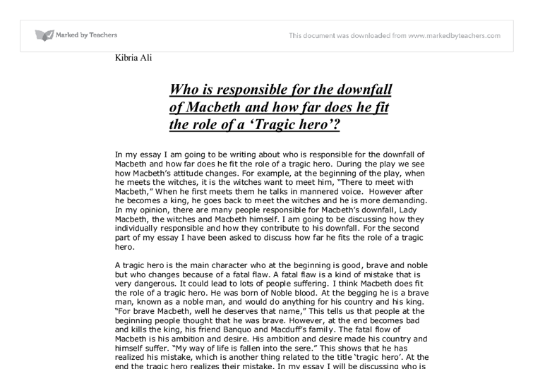 compare contrast macbeth banquo essay The writers of macbeth and things fall apart macduff also seeks the help of the king of england to dethrone macbeth banquo buy term papers, essay.
