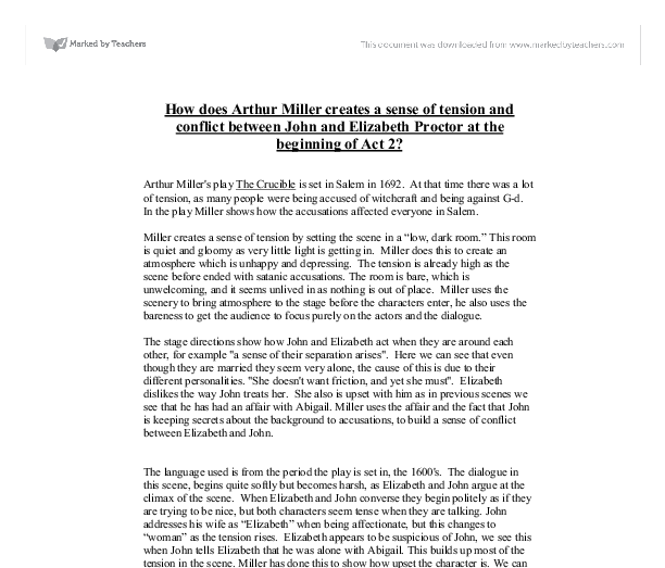 the crucible conflict essay avoidant style conflict essay running head my avoidant style view full document