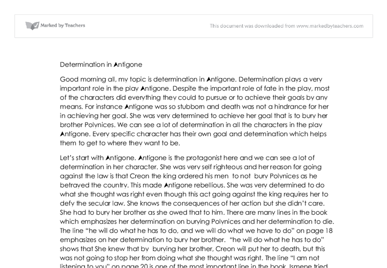 write a detailed essay on antigone as a greek tragedy Essay on antigone is a tragedy by aristotle's rules in writing a tragedy conflict in the greek tragedy antigone by sophocles essay 556 words | 3 pages in the greek tragedy antigone, written by playwright sophocles.