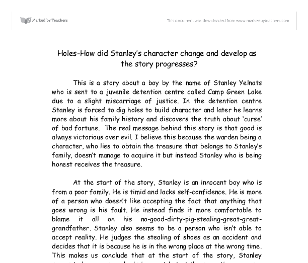 blanche and stanley essay