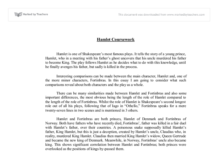 an analysis of the foils of hamlet Get free homework help on william shakespeare's hamlet: play summary, scene summary and analysis and original text, quotes, essays, character analysis, and filmography courtesy of cliffsnotes william shakespeare's hamlet follows the young prince hamlet home to denmark to attend his father's funeral.