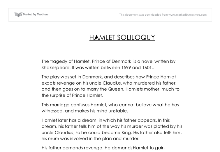 essays about polonius in hamlet Character analysis: polonius in hamlet critical essays on shakespeare's hamlet new york: gk hall and co, 1995 shakespeare, william the tragedy of hamlet.