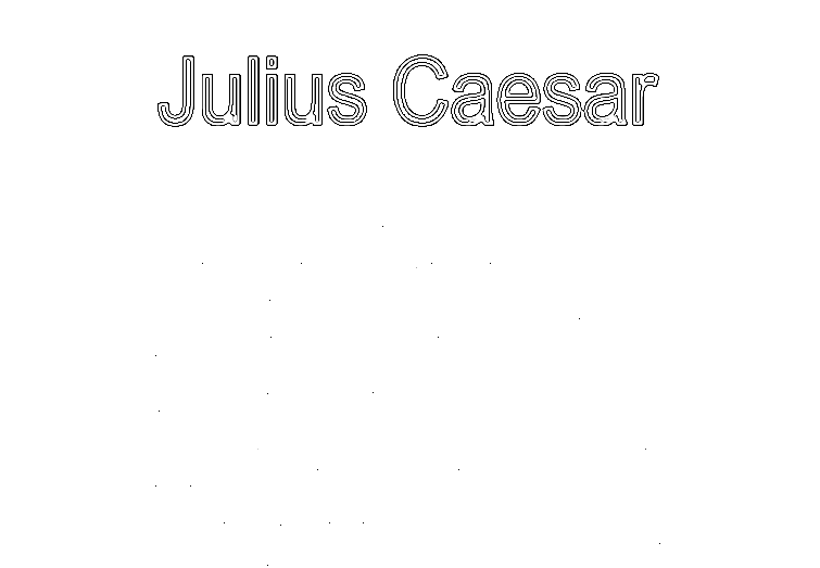 essay questions for the tragedy of julius caesar Julius caesar: study questions with answers julius caesar: a study p 101) the central idea of the play considered as a tragedy is that good cannot come out.