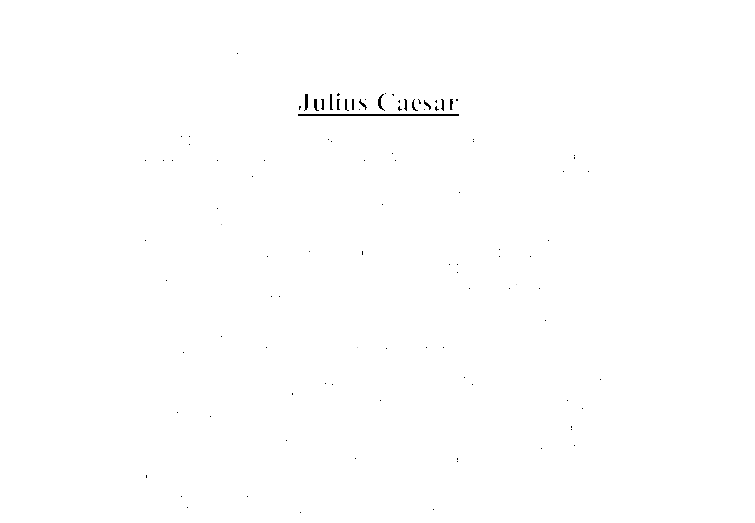 an introduction to the creative essay on the topic of the love for caesar Shakespeare's romeo and juliet is one of the greatest caesar creative titles julius for essay love essay writing lysistrata essay topics introduction to the.