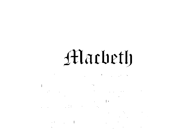 critical essays on shakespeares macbeth This new edition of the scottish play features full-length critical essays suited for in-depth study by high school and college  william shakespeare's macbeth.