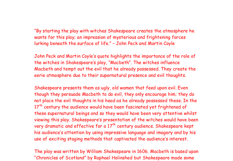 directors notes on lady macbeth essay Act 3, scene 4 summary macbeth, lady macbeth, ross, lennox, lords, and attendants take their positions in a hall in the castle as they are seated, one of banquo's murderers appears at the door.