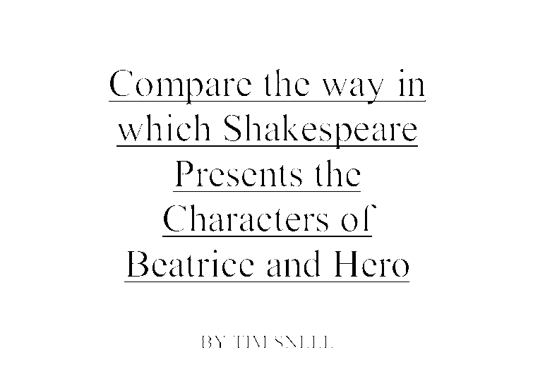 "compare the ways in which shakespeare In both of shakespeare's plays, ""othello"" and ""the merchant of venice"", there are several instances in which the non-white and non-christian characters are marginalized and are often the victims of prejudice and outright racism."