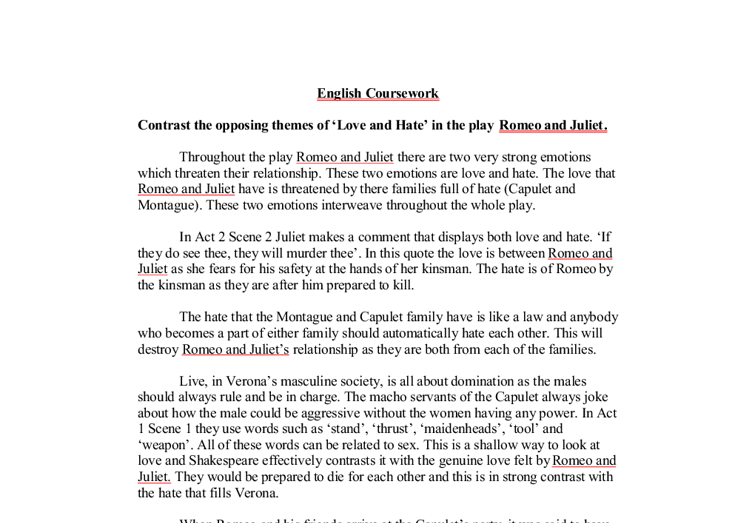 romeo and juliet identity essay Romeo and juliet: essay topics 1) discuss the character of romeo and his infatuation with rosaline does this weaken the credibility of the love he feels for juliet 2) friar laurence serves many dramatic purposes in the play.