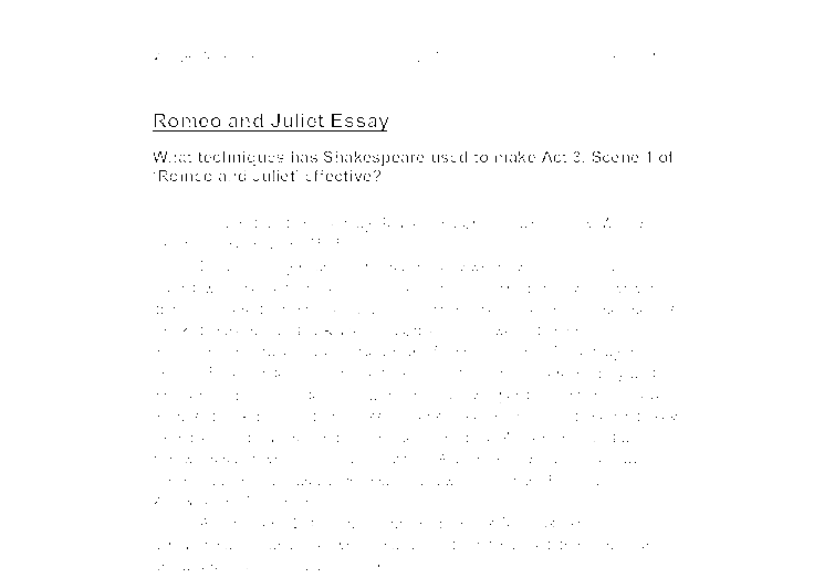 introduction paragraph of romeo and juliet essay Romeo and juliet essay introduction romeo and juliet and juliet public lovesick friend romeo, (son of montague) all romeo and juliet introduction essays.