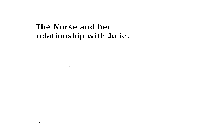 nurse speech in romeo and juliet