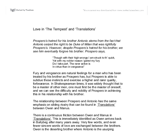 the tempest essay topics << college paper service the tempest essay topics