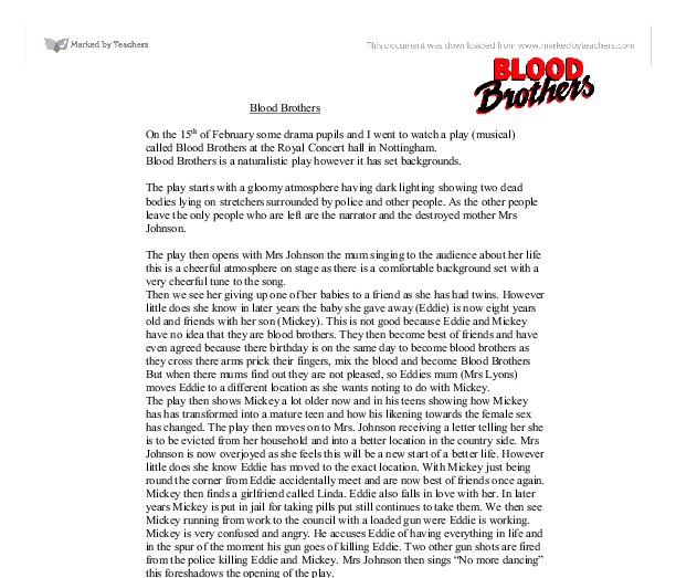 giving blood essay