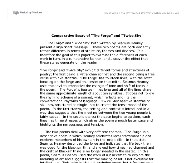 Comparative essay block format : Buy A Essay For Cheap