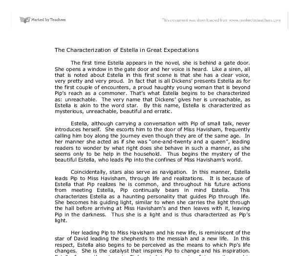 great expectations essay pip changes Throughout charles dickens' 'great expectations' pip's character undergoes constant changes when it develops, matures, and his experience of the outside.
