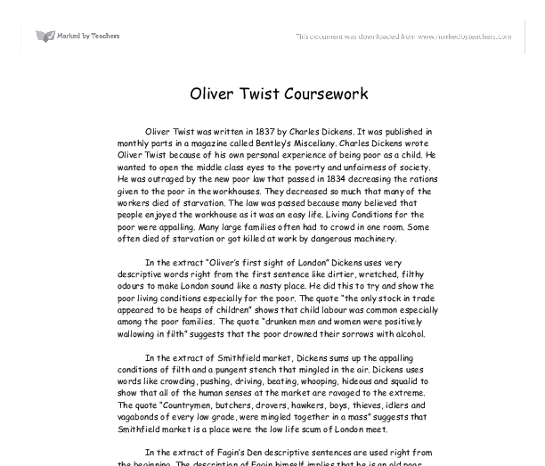 "poverty in oliver twist essay Poverty based in great expectations and oliver twist custom essay [meteor_slideshow slideshow=""arp1″] this paper about poverty have to be based in great expectations and oliver twist two of the novels of charles dickens the theme of poverty should be explained showing implications and textual evidence from both books you may also use."