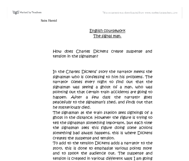 charles dickens presentation essay The aim of the essay is to describe how charles dickens presentation of, the protagonist of the novel, pip as a young boy contrasts to pip as an adult.