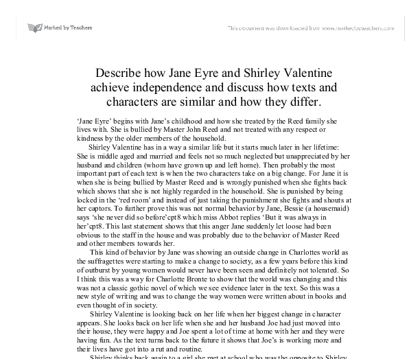 to room 19 and shirley valentine essay Rapido eduardo's rhythm room uploaded and added to jazz night at the lobby bar-1-23-18 19 hours ago at the ohio club in hot springs, arkansas : shirley chauvin.
