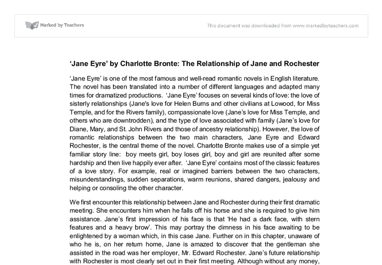 jane eyre and the anti heroes essay Everything you ever wanted to know about mr edward rochester in jane eyre, written by masters of this stuff just for you.