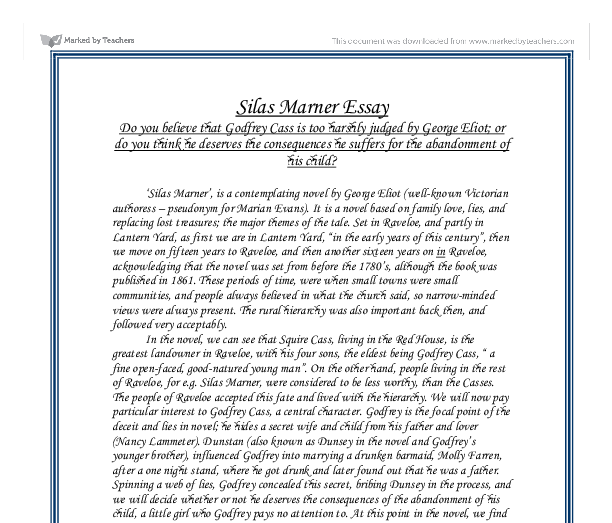 essay about relationship between parents and children